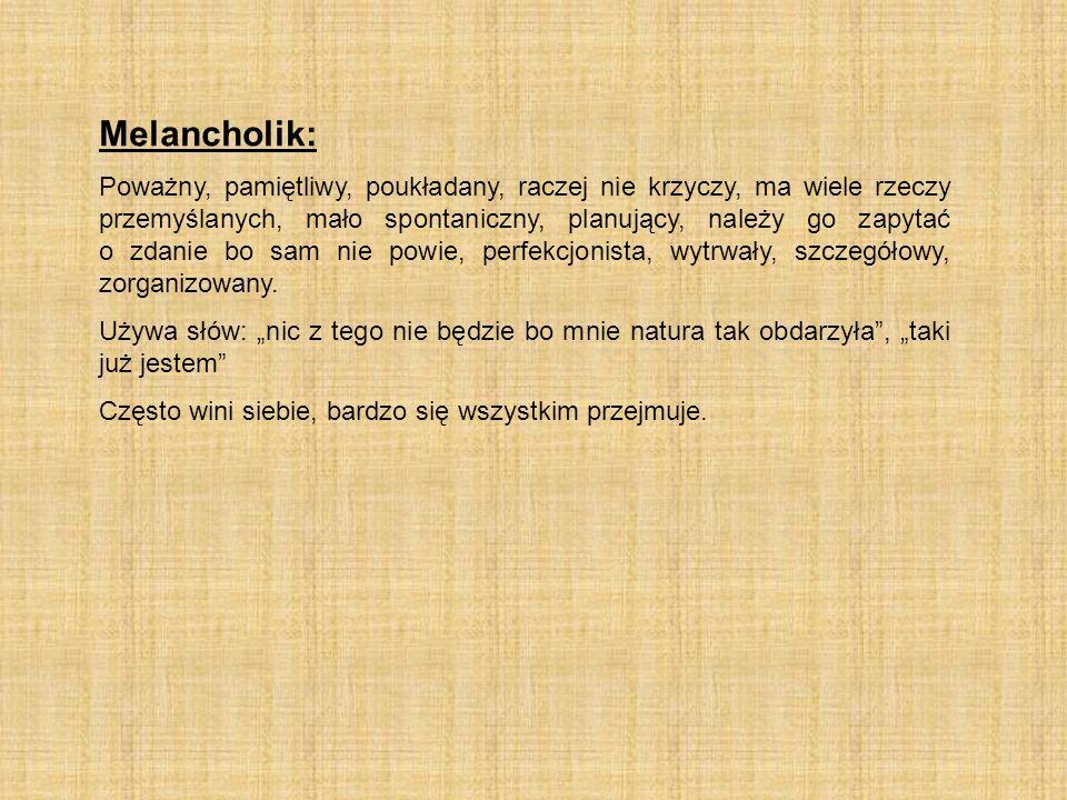 Melancholik: