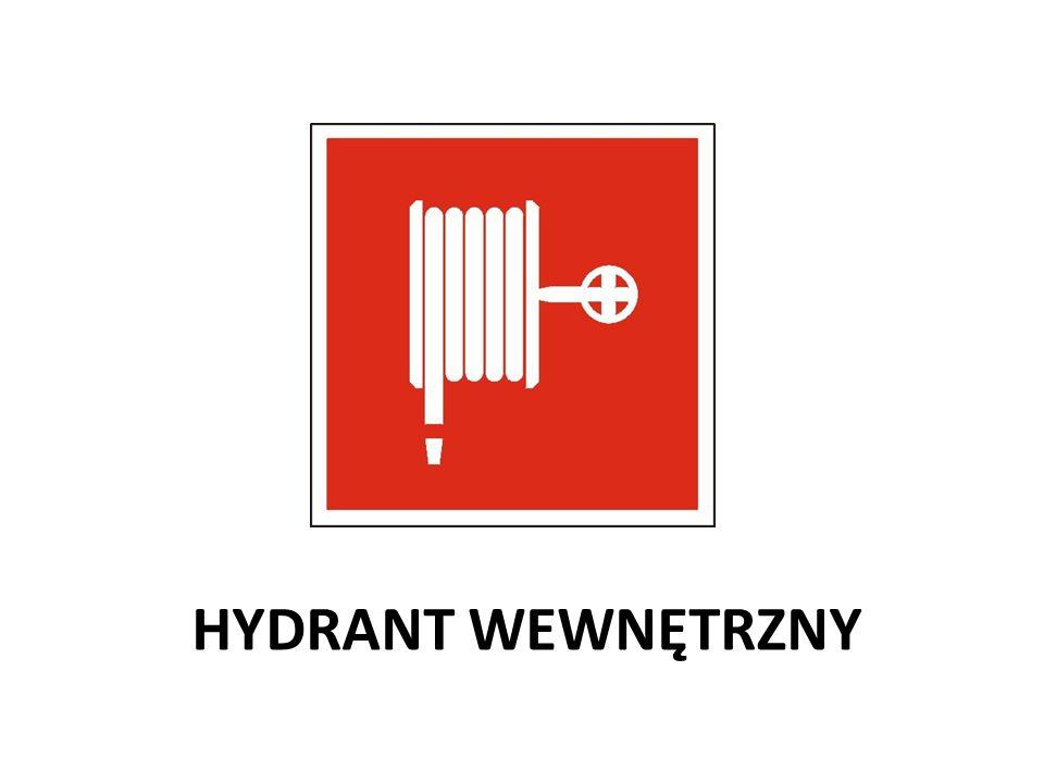 HYDRANT WEWNĘTRZNY