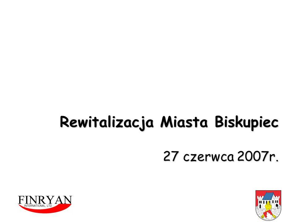 Rewitalizacja Miasta Biskupiec