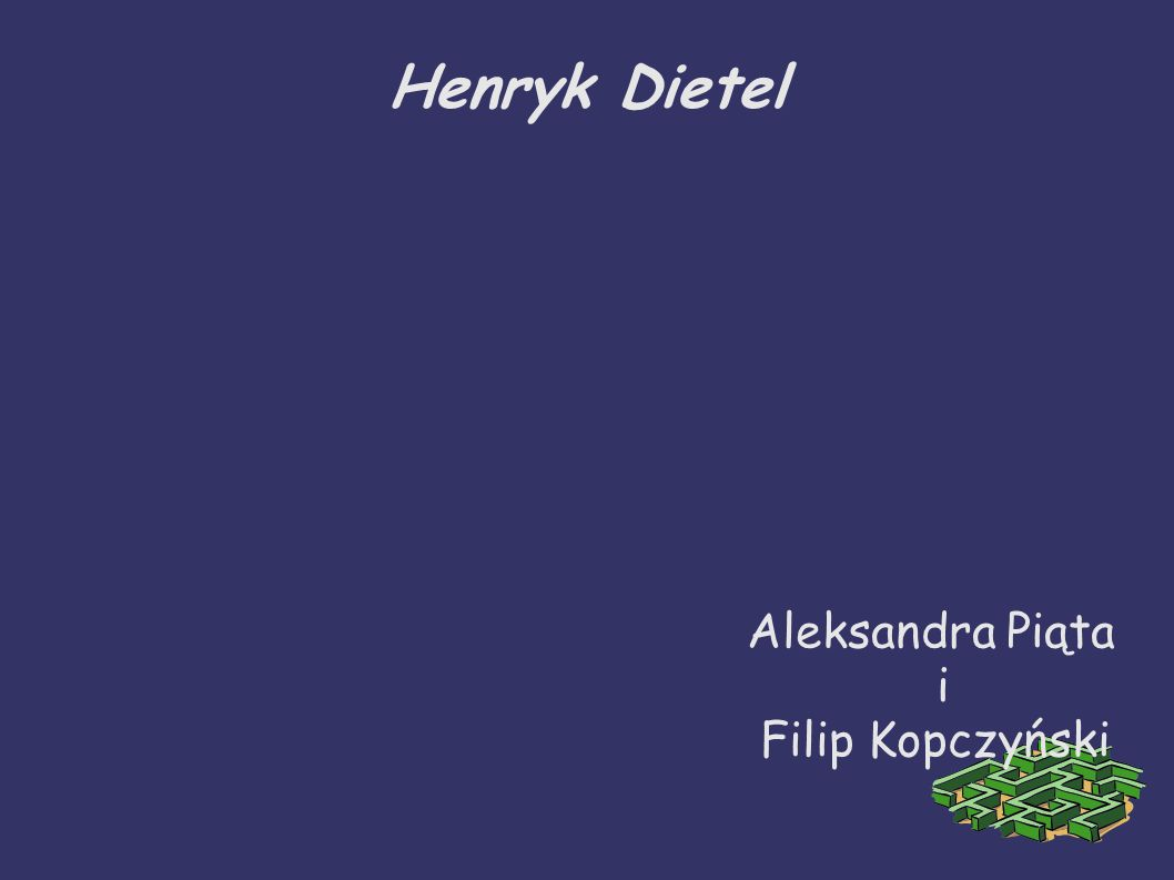 Aleksandra Piąta i Filip Kopczyński