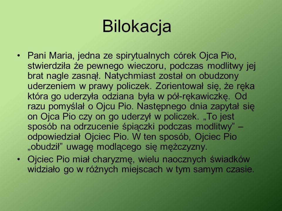 Bilokacja