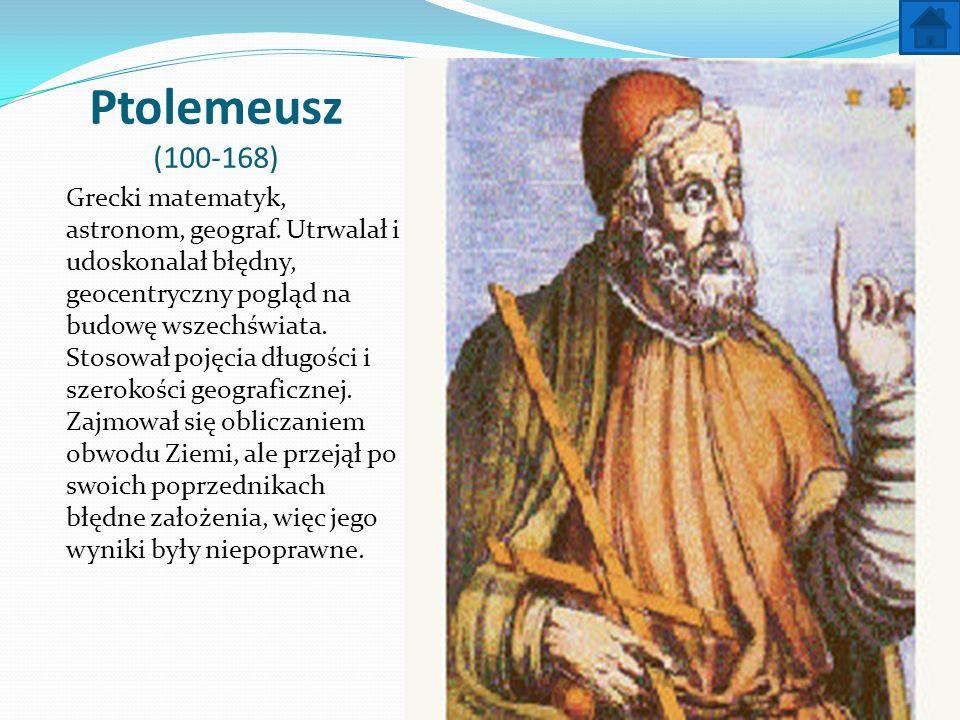 Ptolemeusz (100-168)