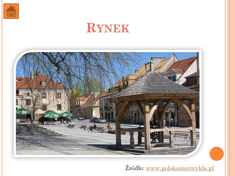 Rynek Źródło: www.polskaniezwykla.pl
