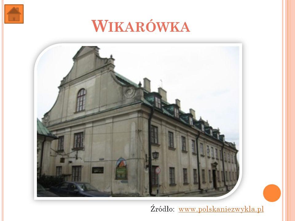 Wikarówka Źródło: www.polskaniezwykla.pl