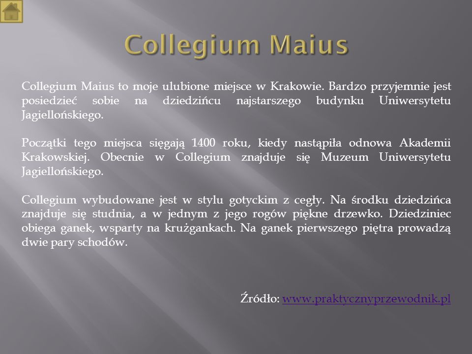 Collegium Maius