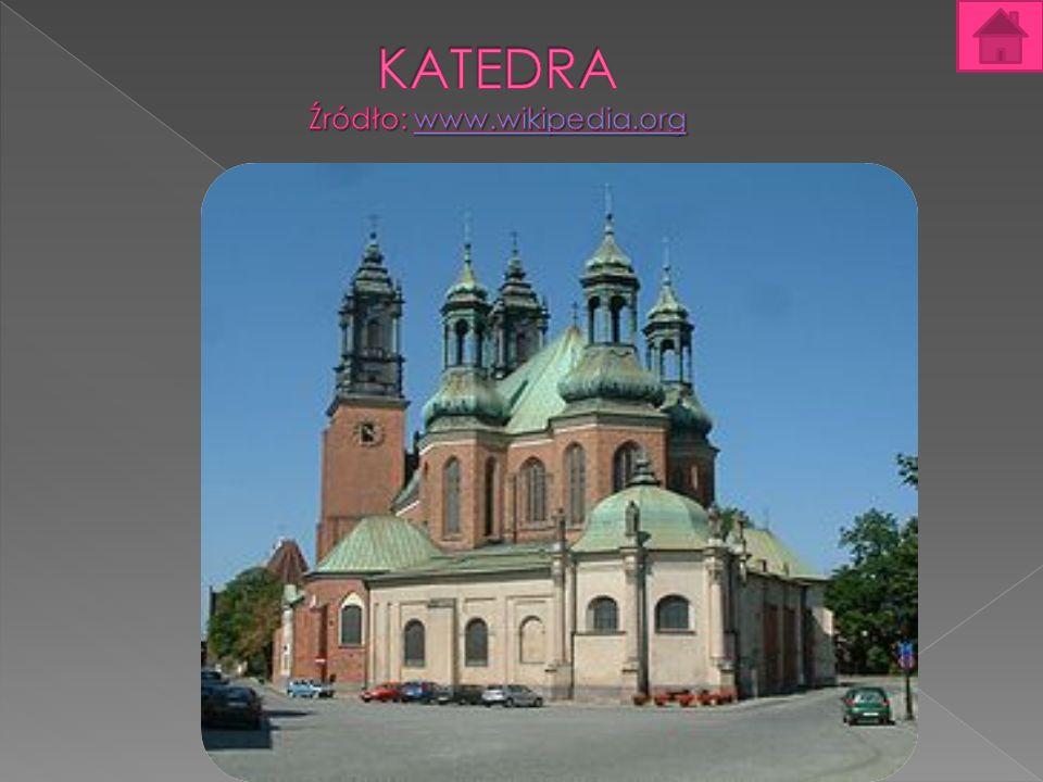 KATEDRA Źródło: www.wikipedia.org