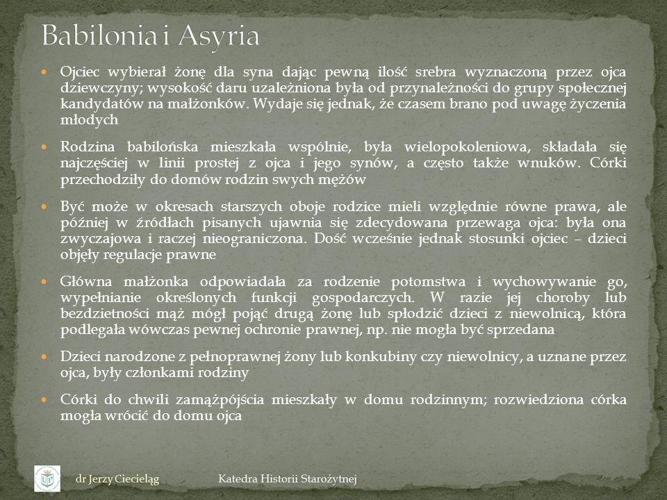 Babilonia i Asyria