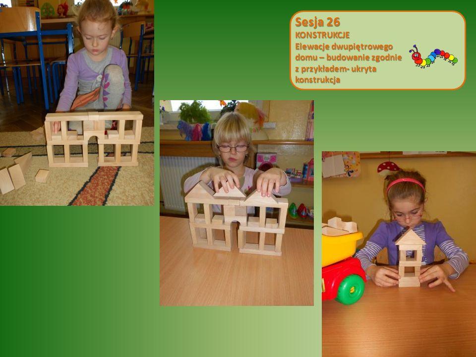 Sesja 26 KONSTRUKCJE Elewacje dwupiętrowego domu – budowanie zgodnie