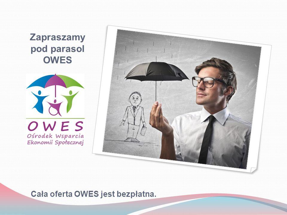 Zapraszamy pod parasol OWES