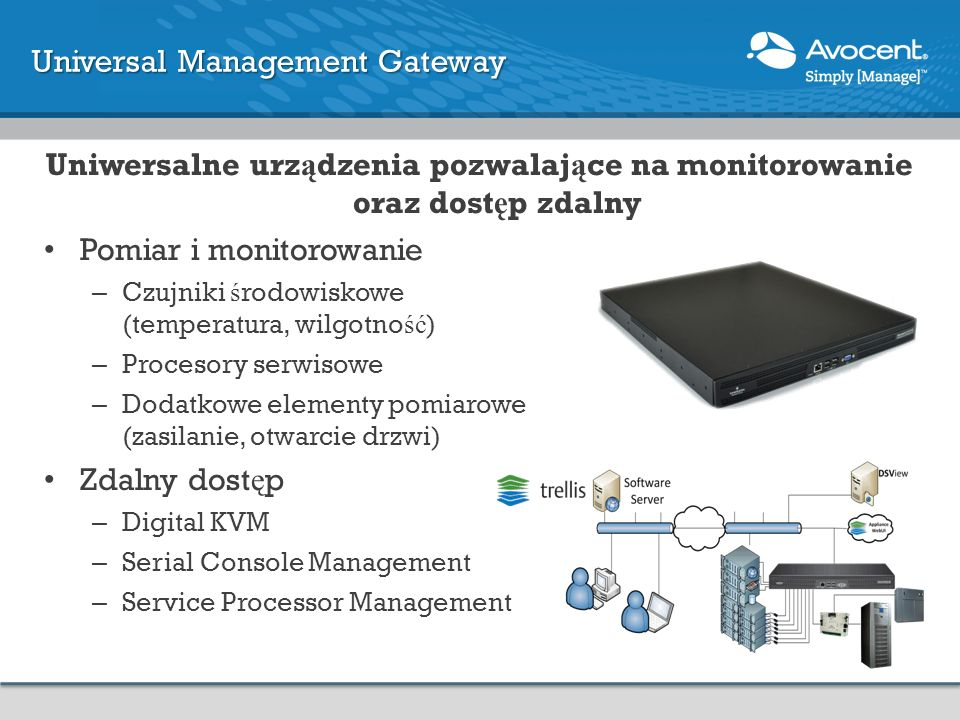 Universal Management Gateway
