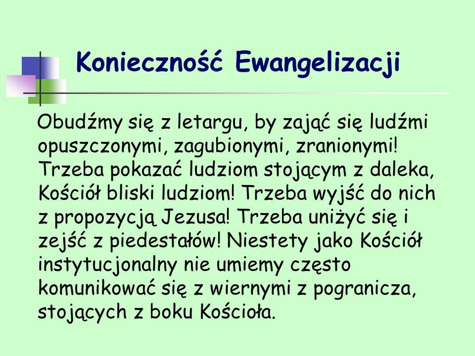 Konieczność Ewangelizacji