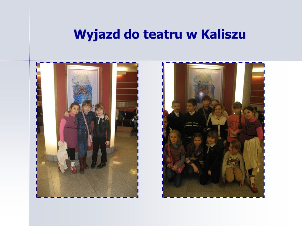 Wyjazd do teatru w Kaliszu