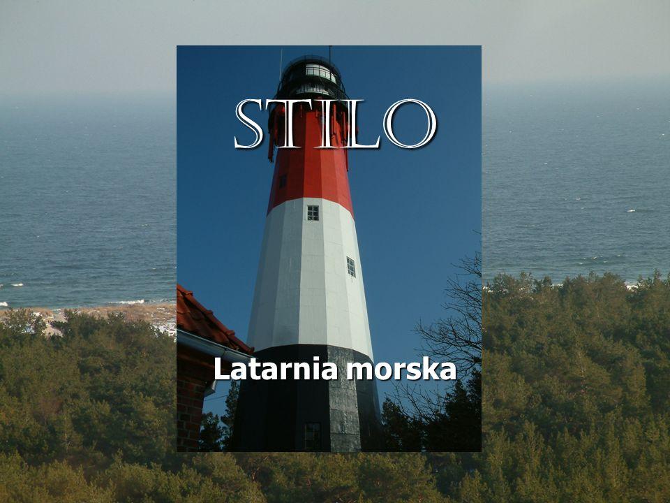 STILO Latarnia morska