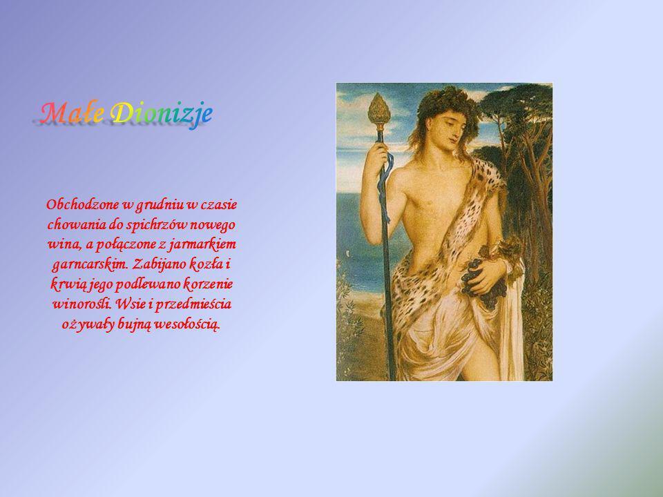 Małe Dionizje