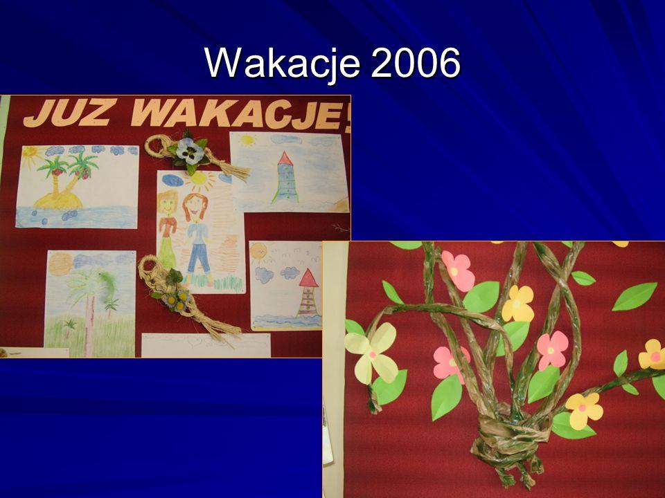 Wakacje 2006