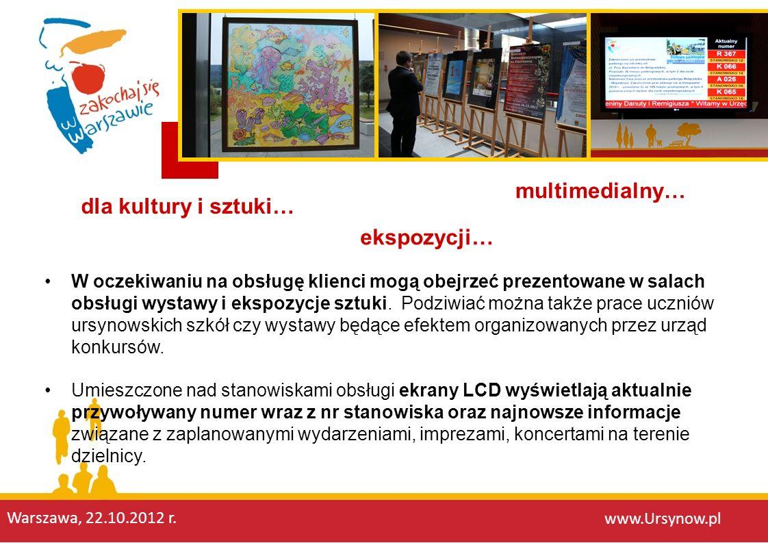 multimedialny… dla kultury i sztuki… ekspozycji…