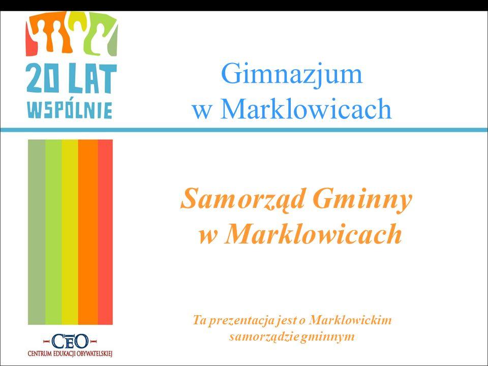 Samorząd Gminny w Marklowicach