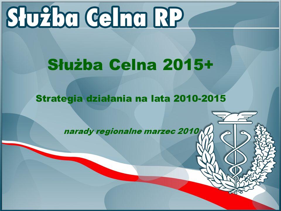 Strategia działania na lata 2010-2015 narady regionalne marzec 2010