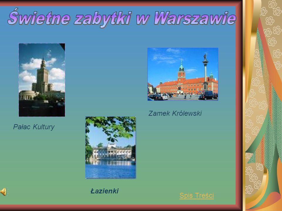 Świetne zabytki w Warszawie