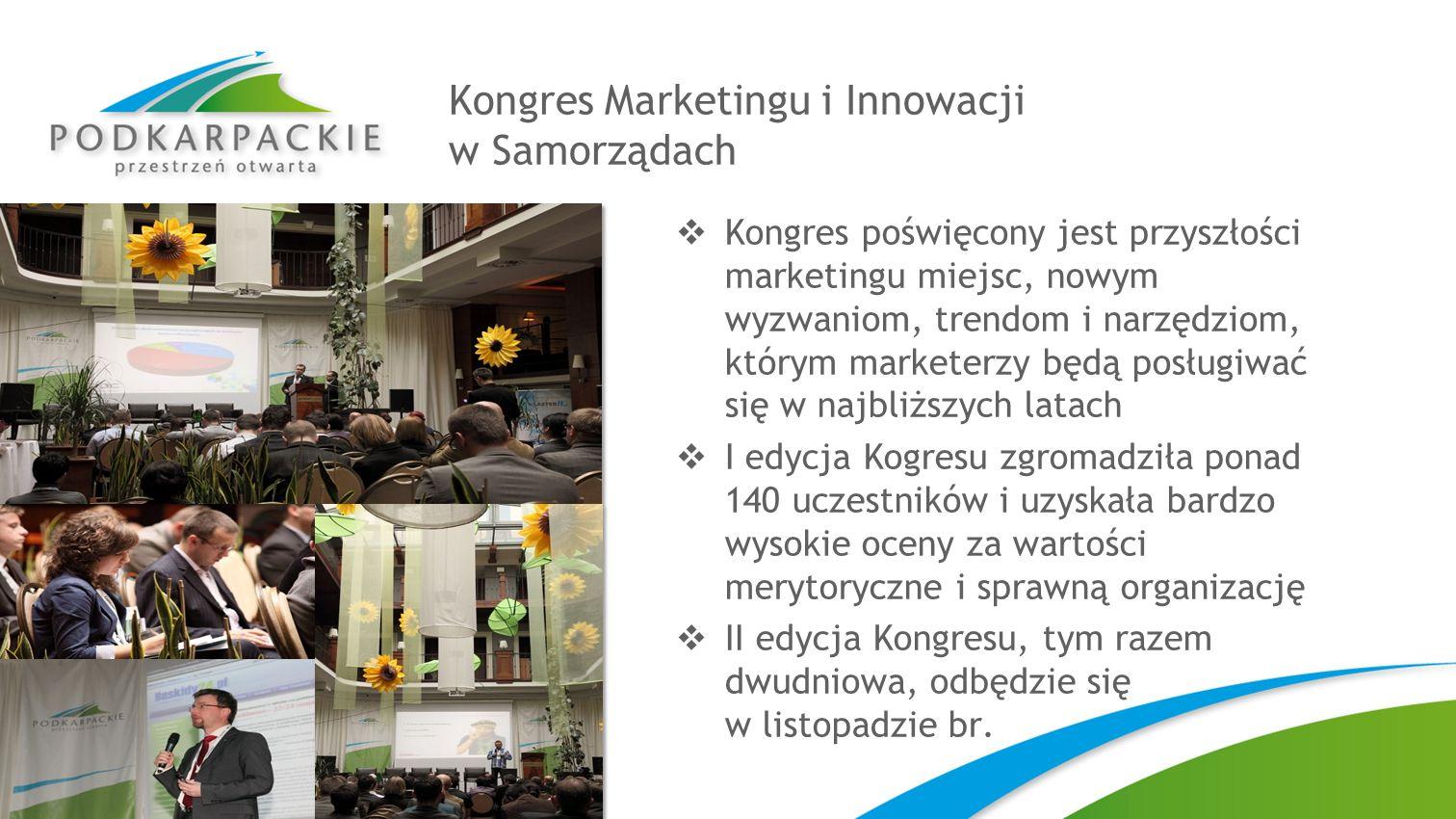 Kongres Marketingu i Innowacji w Samorządach