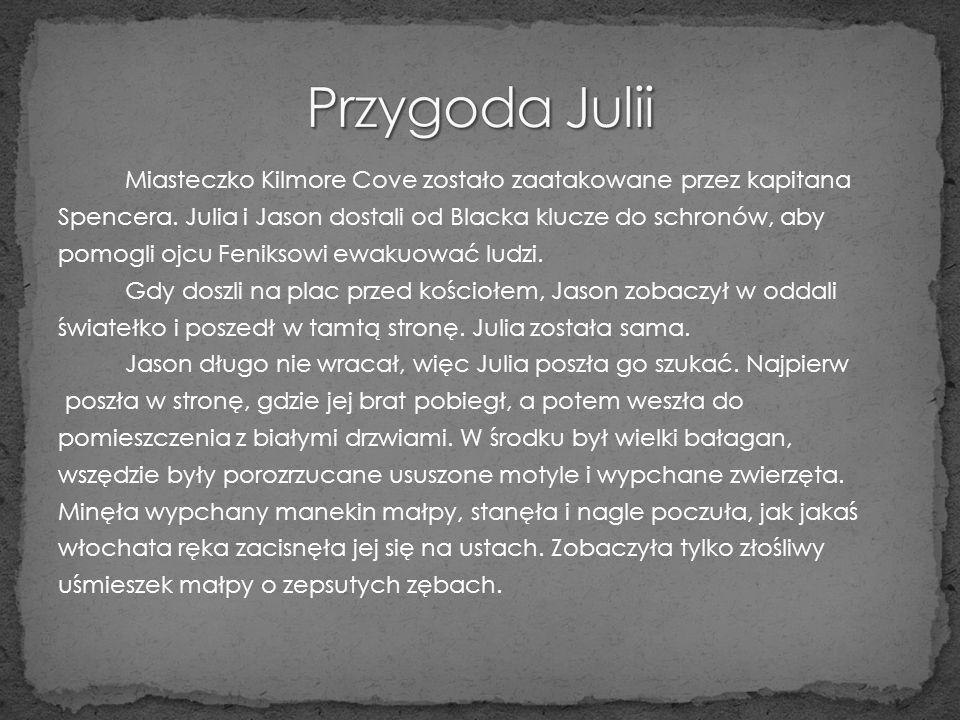 Przygoda Julii