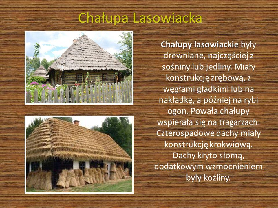 Chałupa Lasowiacka