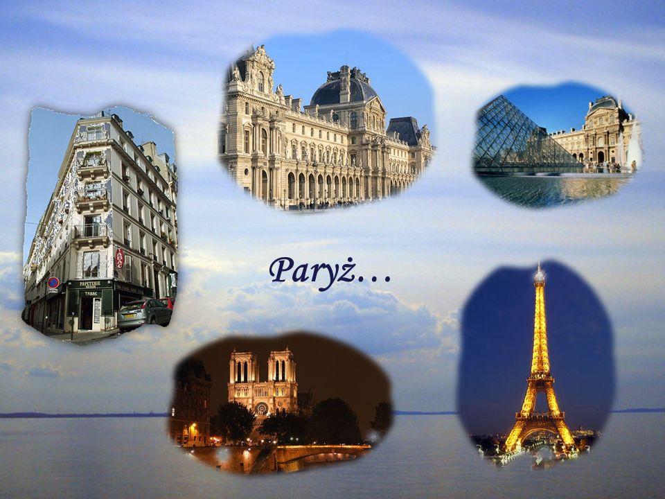 Paryż…
