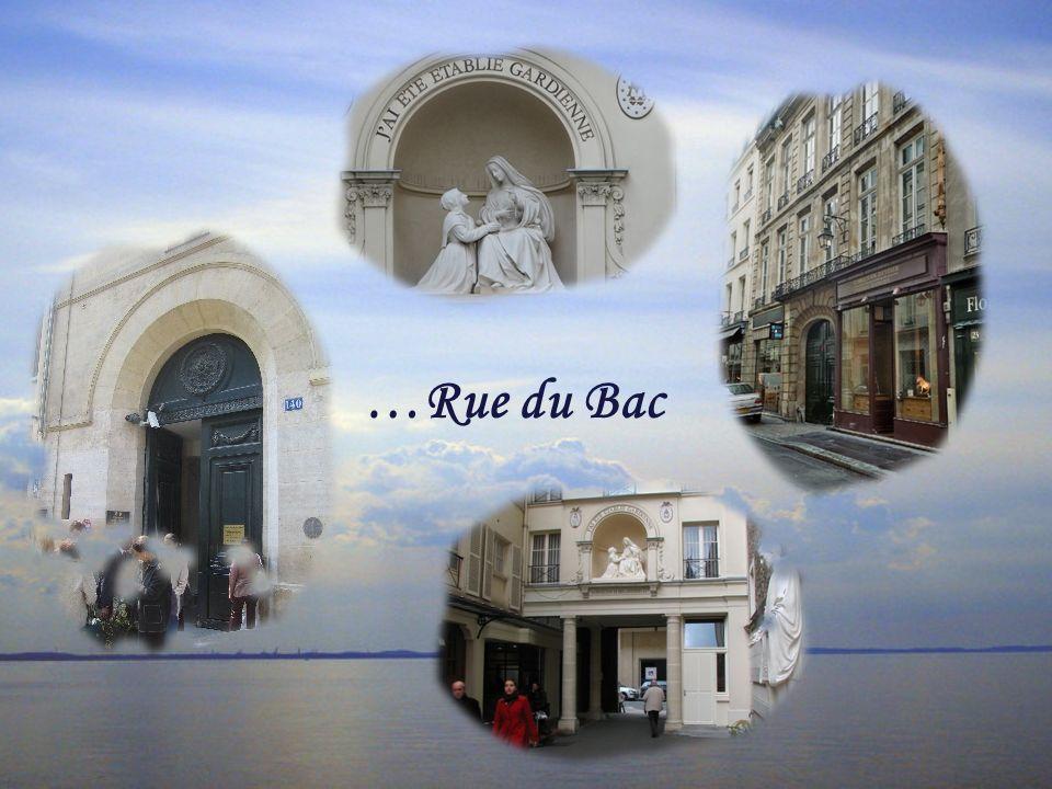 …Rue du Bac