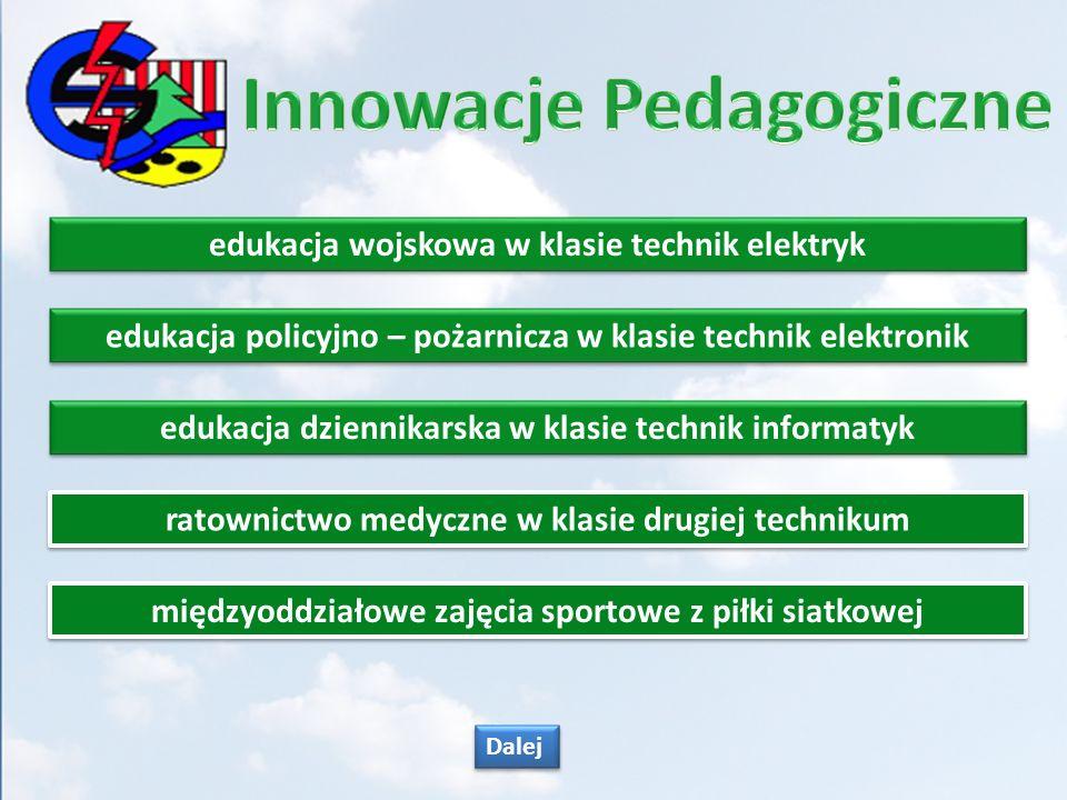 Innowacje Pedagogiczne