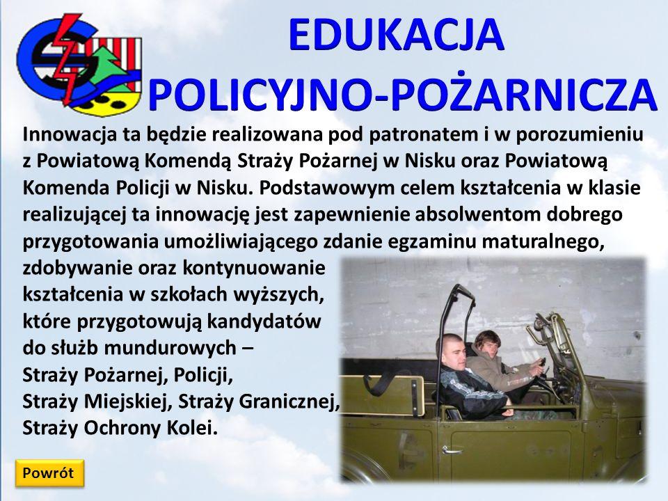 POLICYJNO-POŻARNICZA