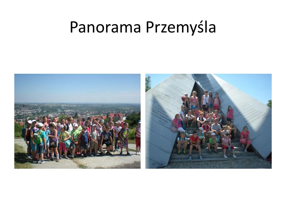 Panorama Przemyśla