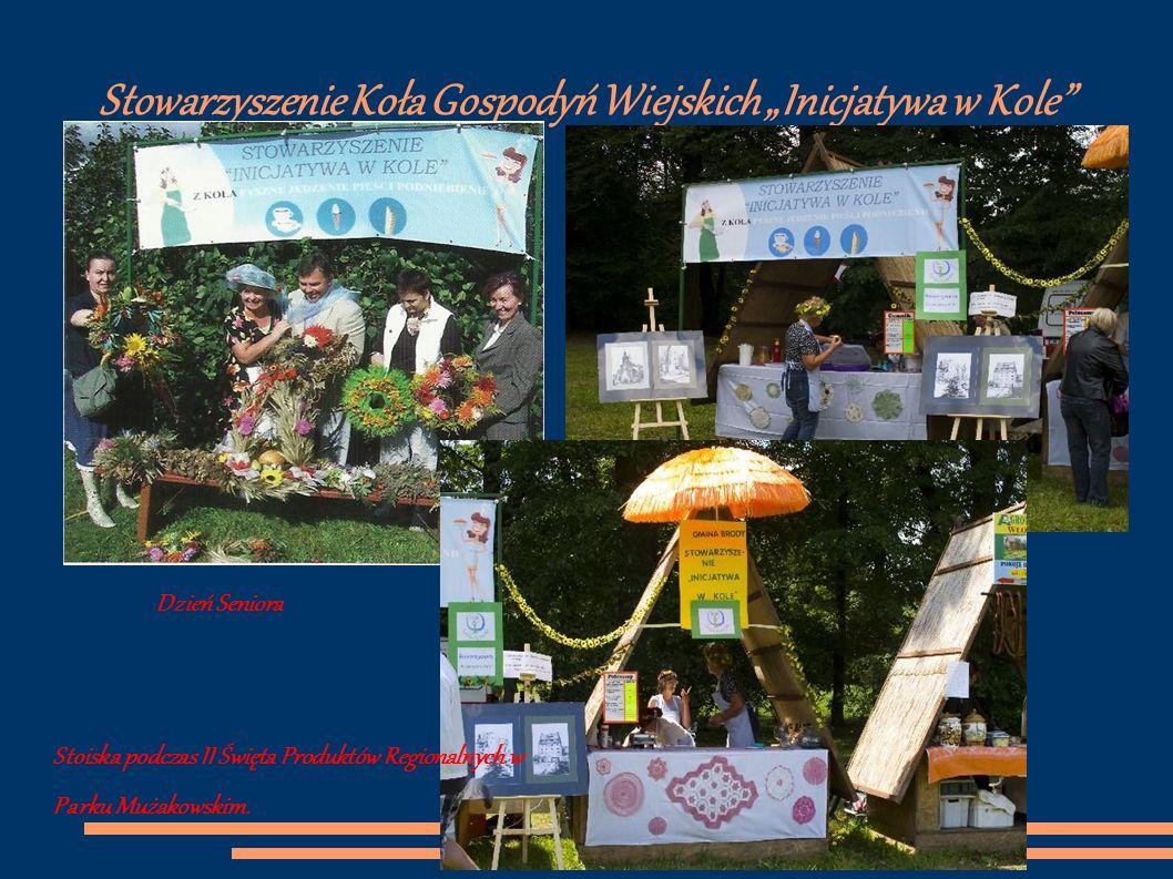 """Stowarzyszenie Koła Gospodyń Wiejskich """"Inicjatywa w Kole"""