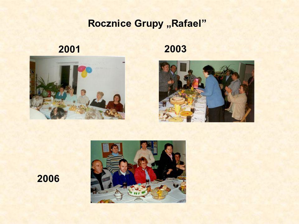 """Rocznice Grupy """"Rafael"""
