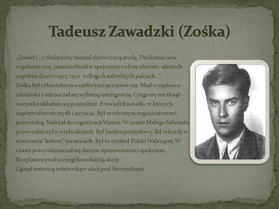 Tadeusz Zawadzki (Zośka)