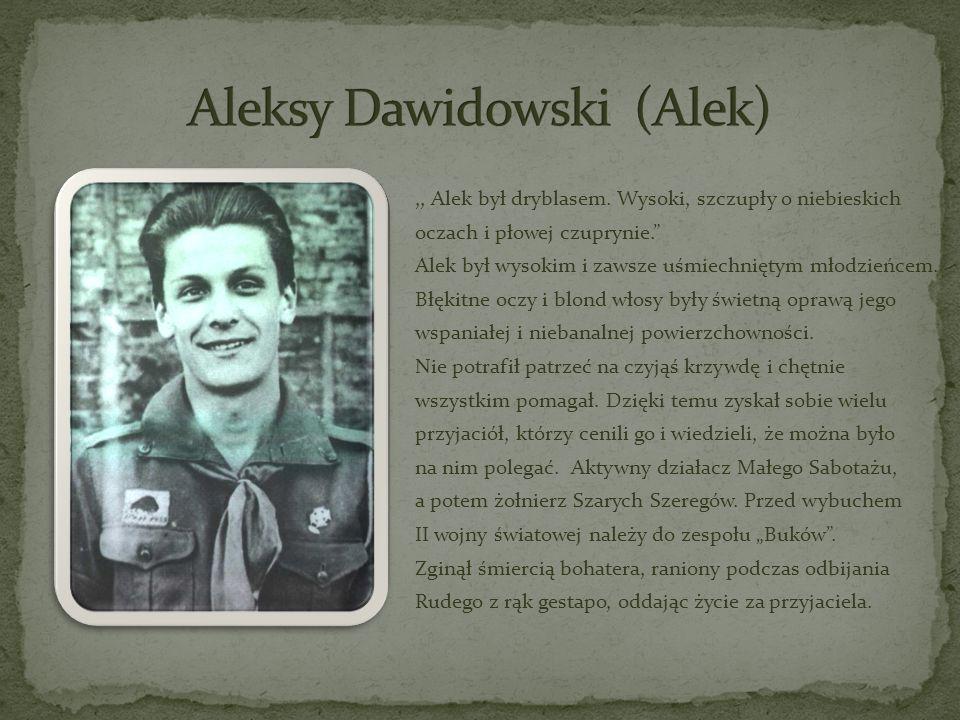 Aleksy Dawidowski (Alek)