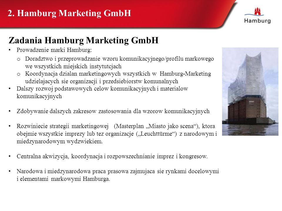 2. Hamburg Marketing GmbH