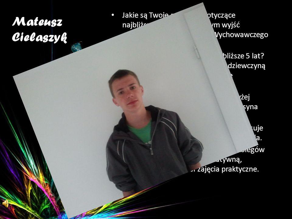 Mateusz Cielaszyk