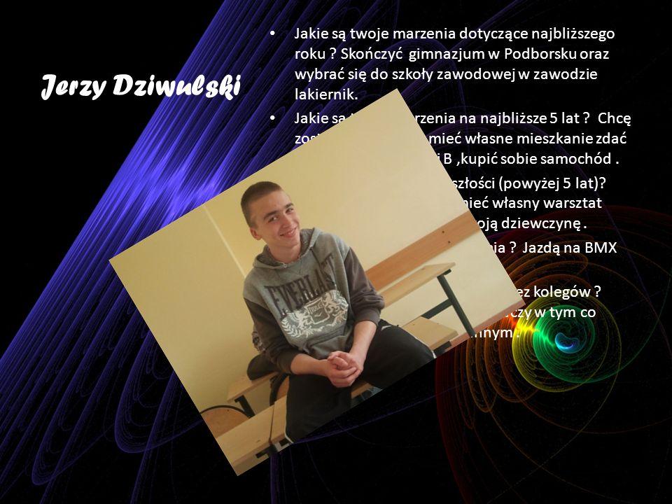 Jerzy Dziwulski