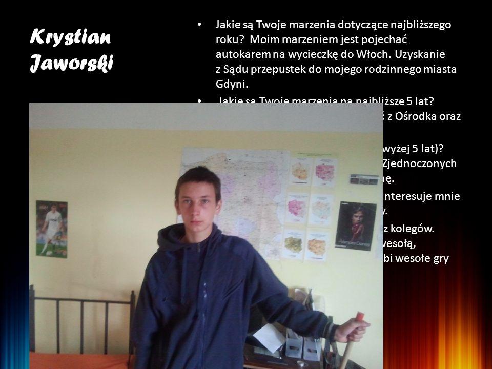 Krystian Jaworski