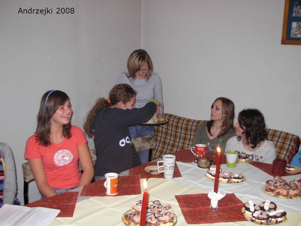 Andrzejki 2008
