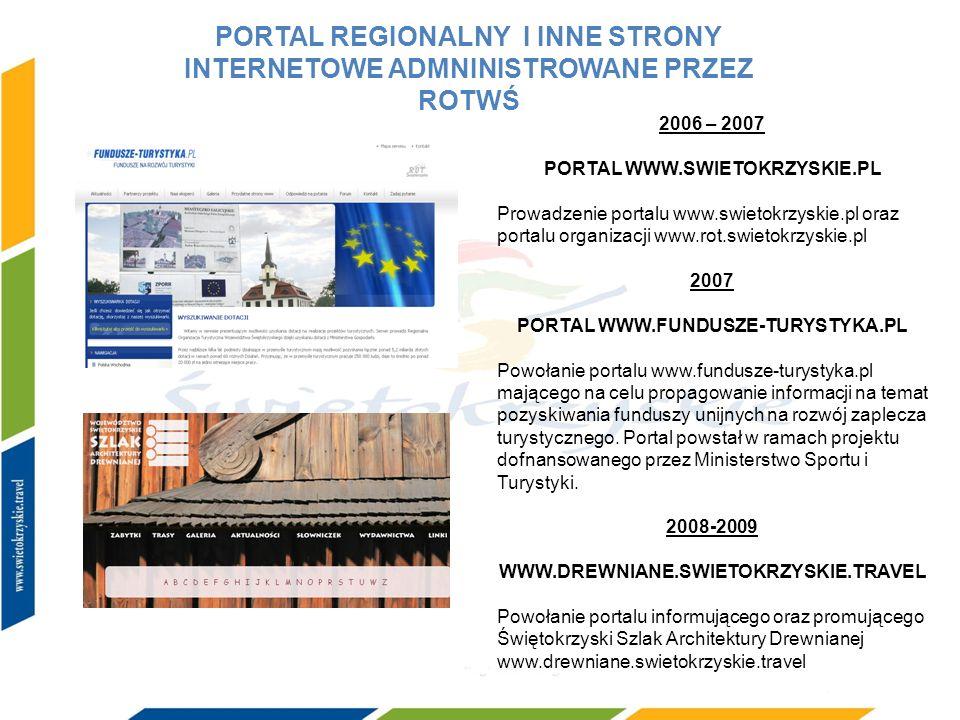 PORTAL REGIONALNY I INNE STRONY