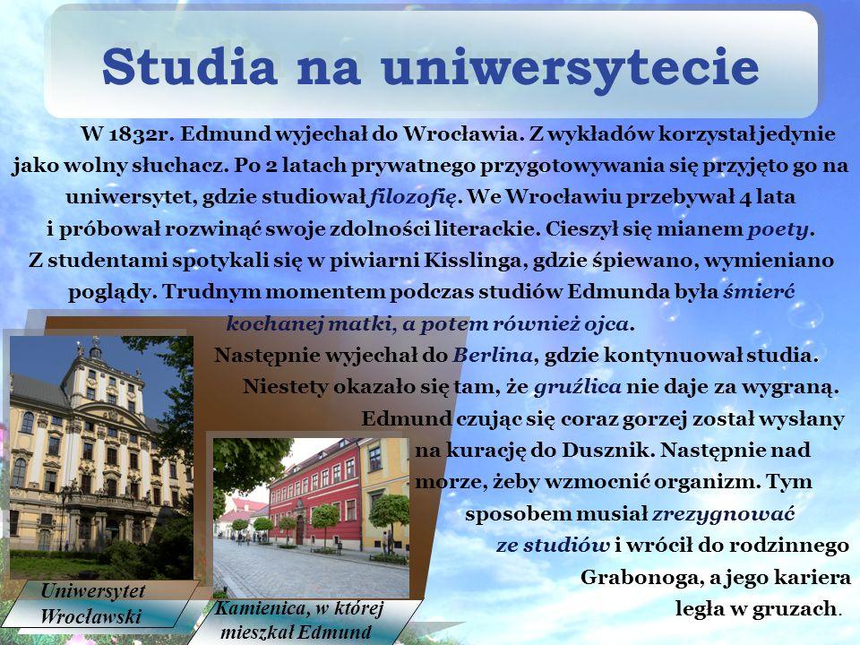 Studia na uniwersytecie