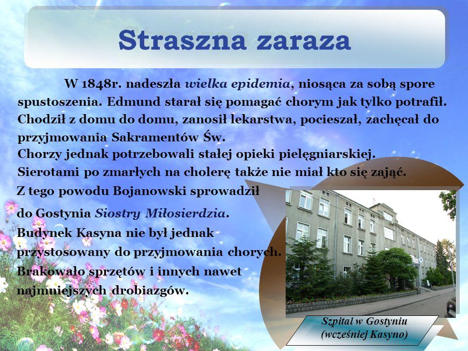 Szpital w Gostyniu (wcześniej Kasyno)