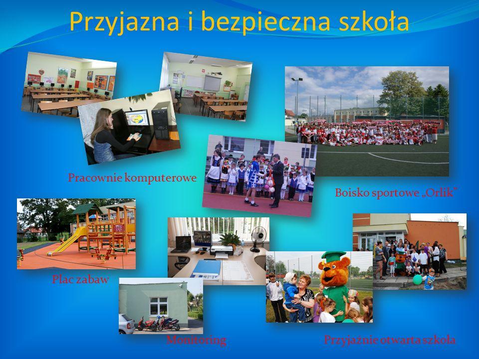 Przyjazna i bezpieczna szkoła