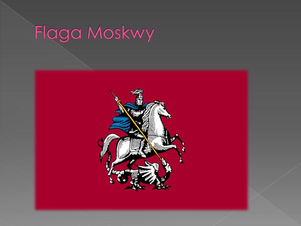 Flaga Moskwy