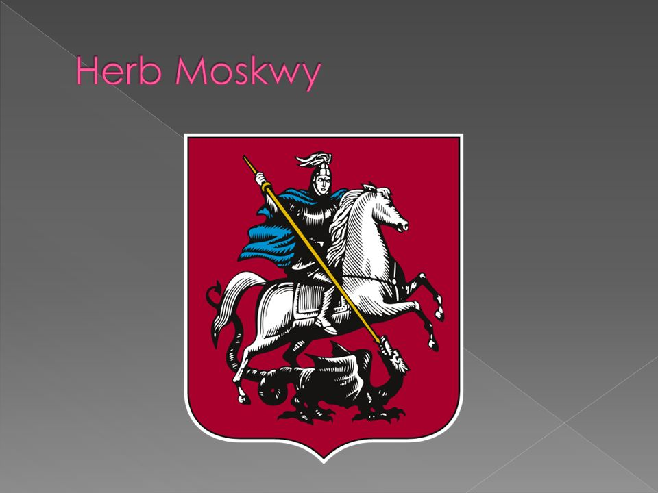Herb Moskwy