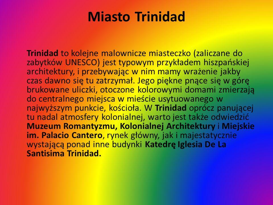 Miasto Trinidad