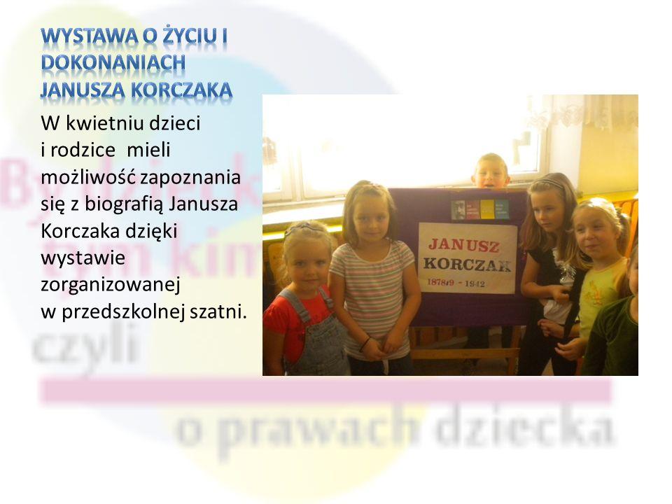 Wystawa o życiu i dokonaniach Janusza Korczaka
