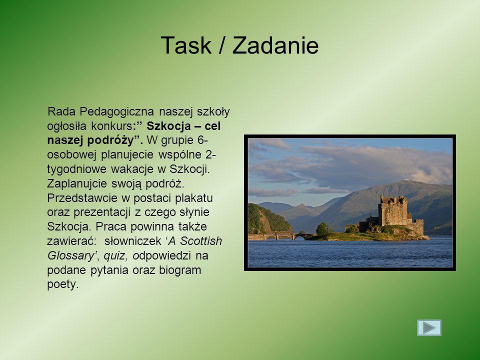 Task / Zadanie