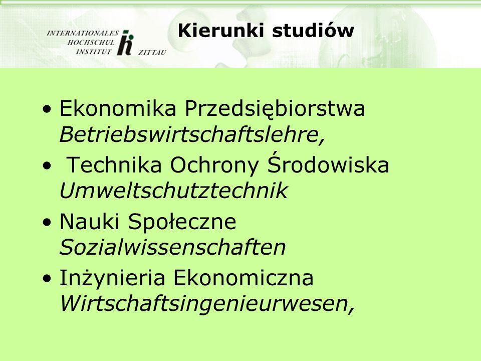 Ekonomika Przedsiębiorstwa Betriebswirtschaftslehre,